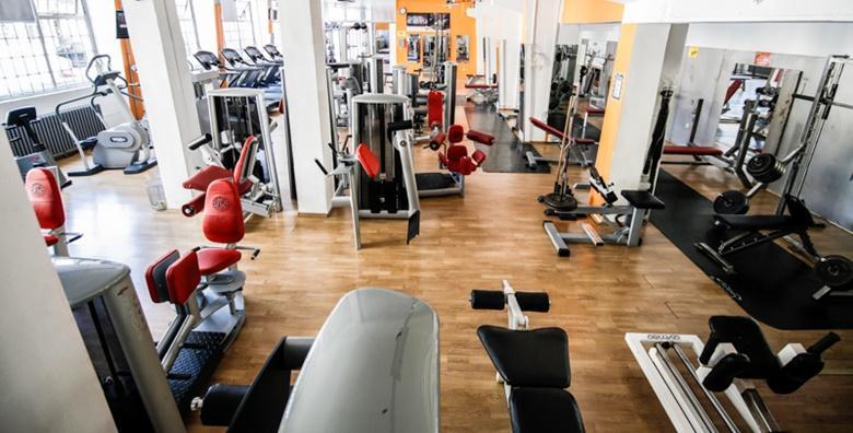 Vježbanje s osobnim trenerom u 6 dolazaka i 1mj teretane