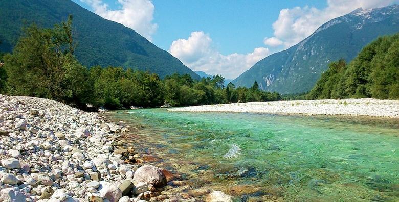 Izlet - Posjetite Dolinu Soče, Kranjsku Goru i alpski centar