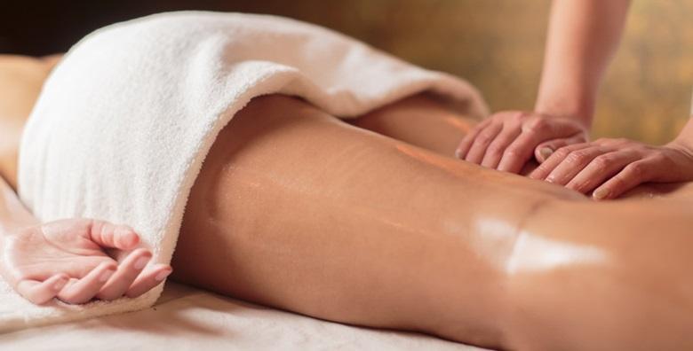 3 anticelulitne masaže nogu