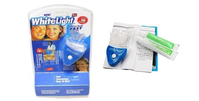 Sredstvo za izbjeljivanje zubi White Light