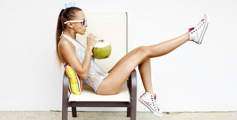 Depilacija cijelih nogu i bikini zone