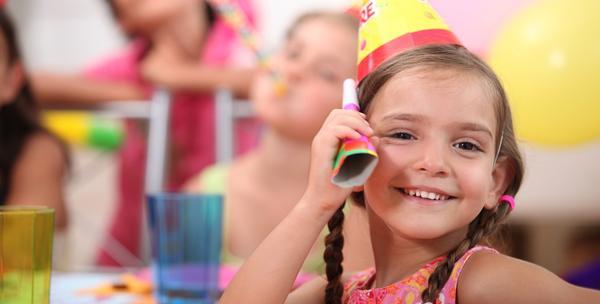 Proslava dječjeg rođendana - 2 sata