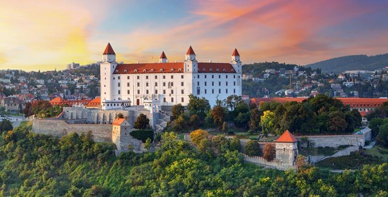 Bratislava - 2 dana uz prijevoz i smještaj u Hotelu****