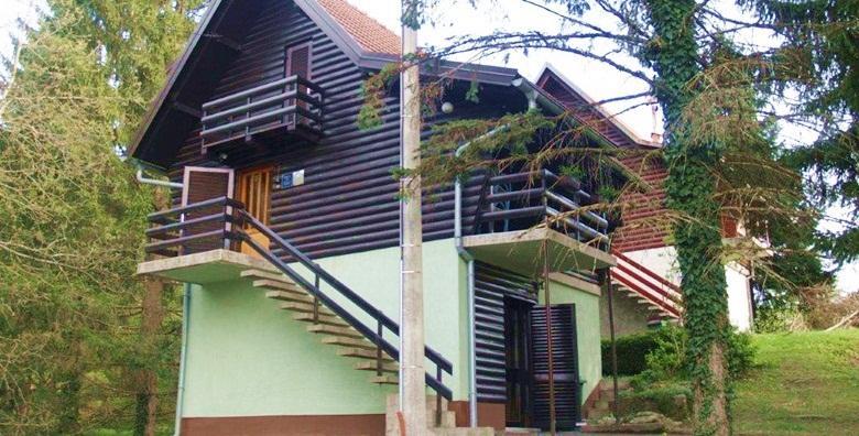 Gorski Kotar - 3 dana u autohtonoj drvenoj kući***