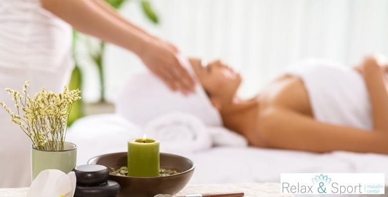 Antistresna masaža cijelog tijela u trajanju 60 minuta