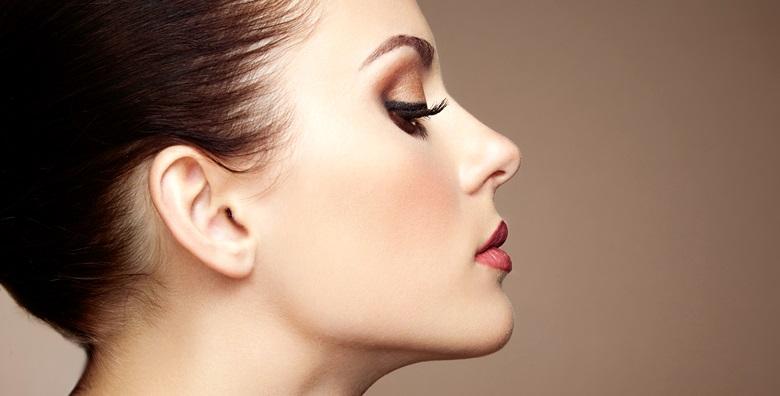 Čišćenje lica s masažom glave i lica u centru grada