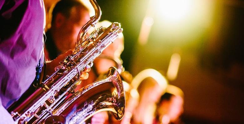 Tečaj sviranja saksofona za početnike ili napredne