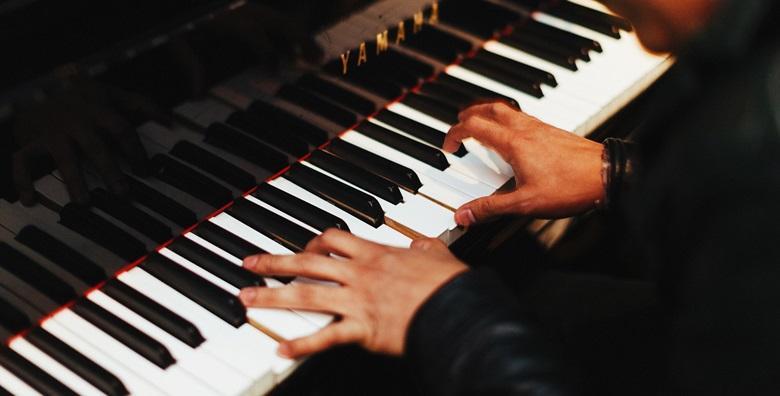 Tečaj sviranja harmonike, sintisajzera ili klavira