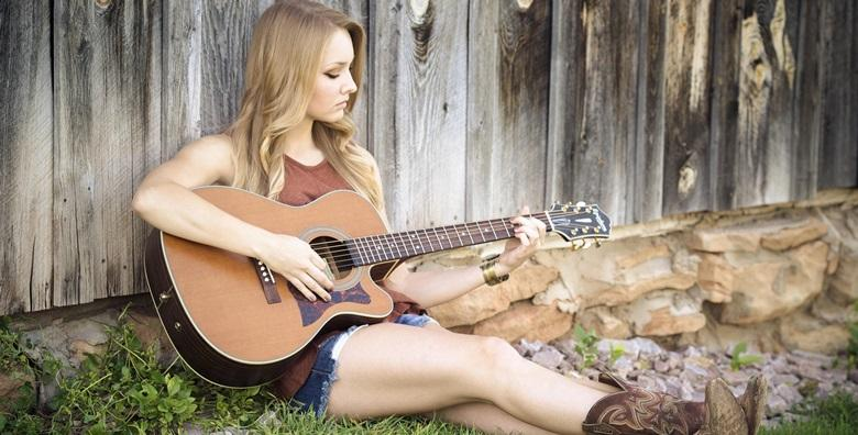 Tečaj gitare za početnike u trajanju mjesec dana