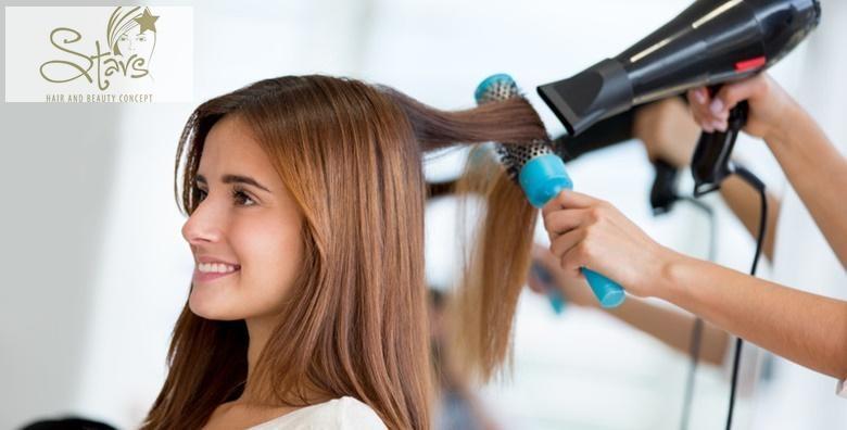 Šišanje i tri fen frizure