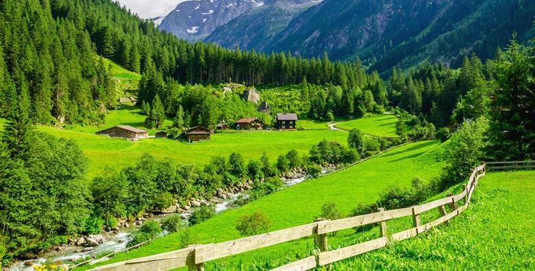 Slovenija - provedite 2 ili 3 dana s polupansionom za dvoje