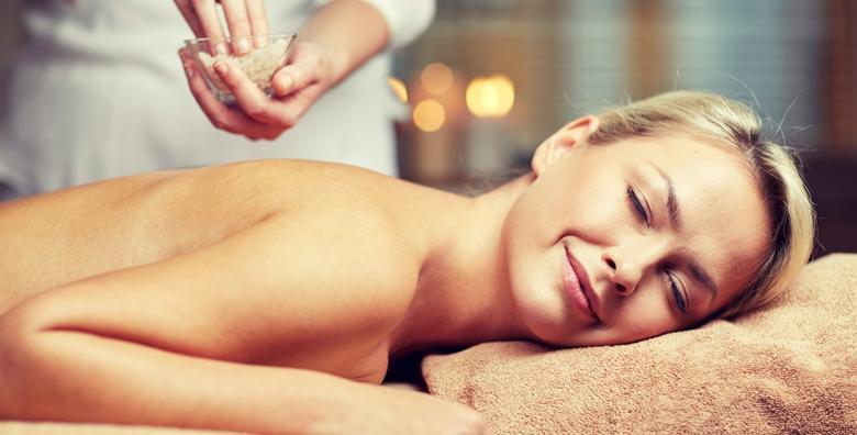2 masaže leđa u salonu Augusta-S