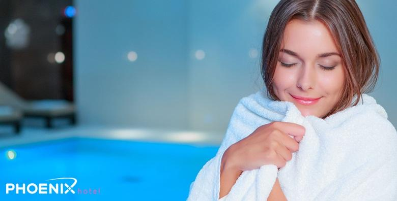 Wellness dan u Hotelu Phoenix**** - bazeni, sauna, ručak