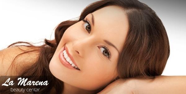 Obnova kose tretmanom Medavita uz fen frizuru