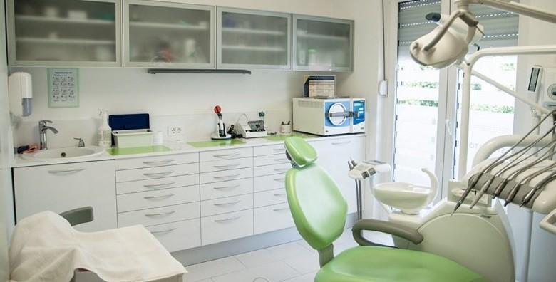 1 ili 2 plombe uz kompletan stomatološki pregled i uključenu
