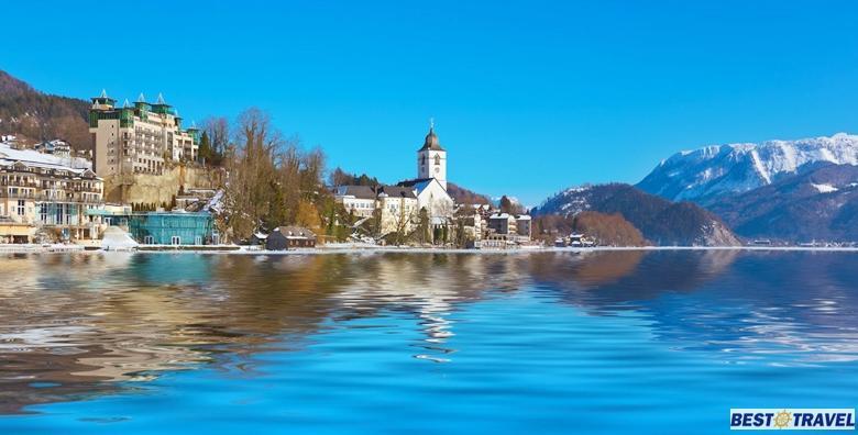 Advent - austrijska jezera Halstatt i Wolfgangsee, izlet