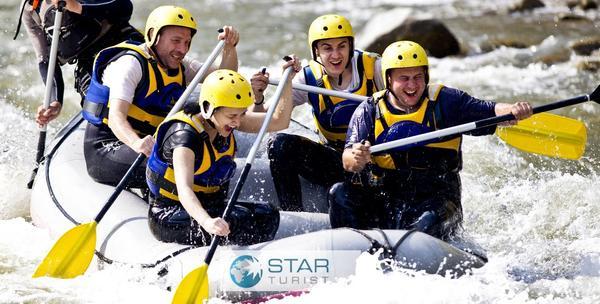 Rafting na Mrežnici sa ručkom ili večerom