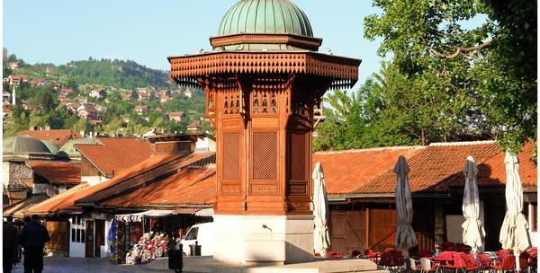 Sarajevo - noćenje s doručkom za dvoje