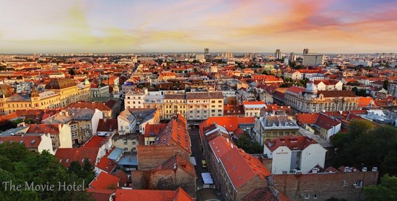 Zagreb, The Movie Hotel*** - 2 dana s doručkom