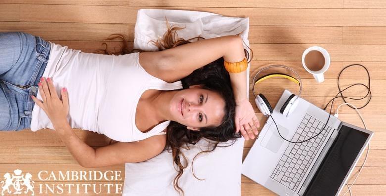 Cambridge Institute - online pripremni tečaj
