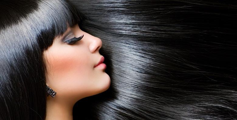 Ravnanje kose uz revolucionarni keratin tretman