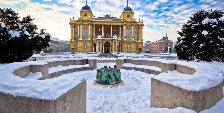 Zagreb - 3 ili 4 dana za dvoje u Vili Antunovac***