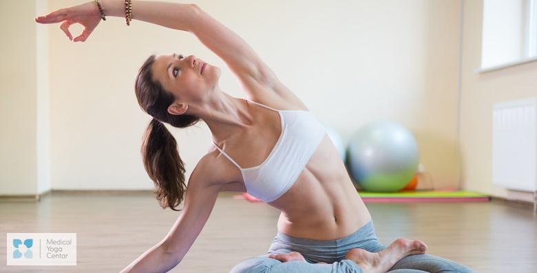 Yoga - mjesec dana neograničenog vježbanja, 7 lokacija