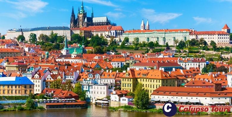 Prag - 3 dana s prijevozom i doručkom