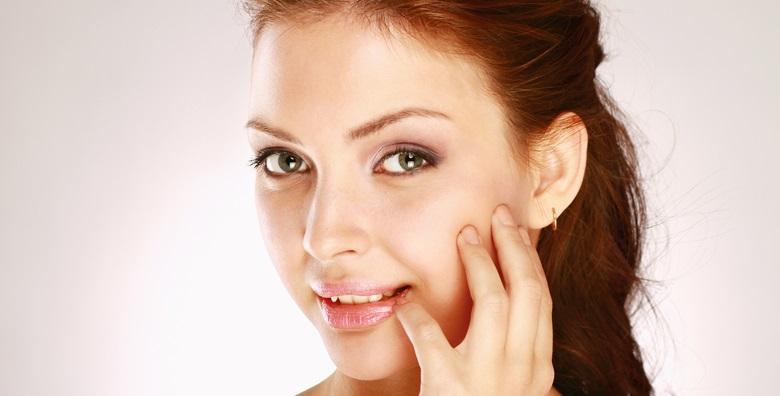 Trajna epilacija lica SHR metodom