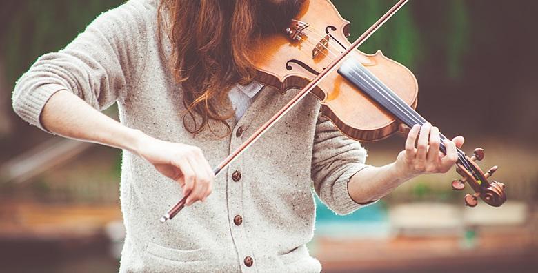 Individualni tečaj sviranja instrumenta po izboru