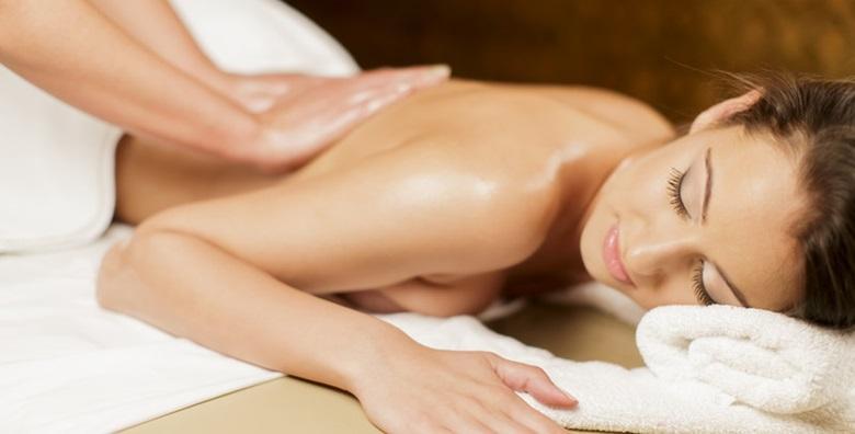 Aromamasaža cijelog tijela antistres uljima - 60 minuta