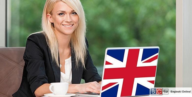Engleski jezik - 6 mjeseci online tečaja uz certifikat
