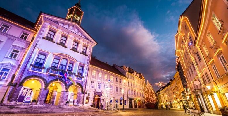Ljubljana i svijet minijaturnih dvoraca - adventski izlet