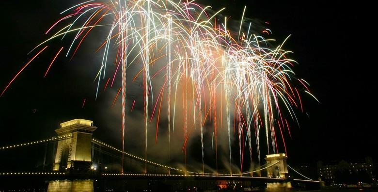Nova godina u Budimpešti - izlet s prijevozom