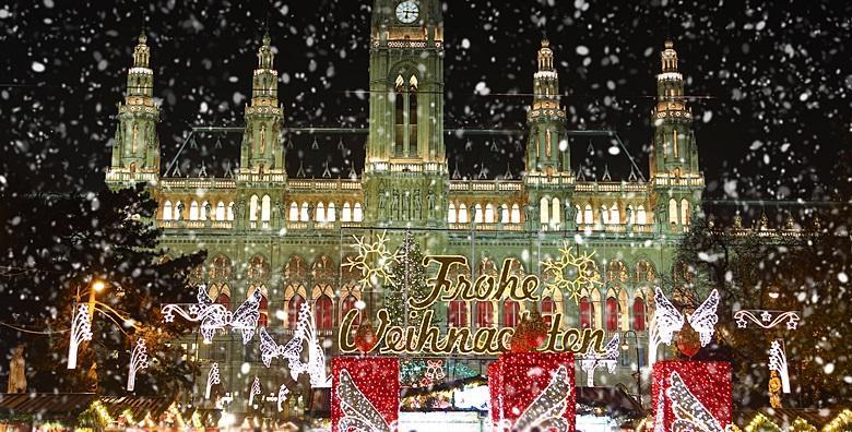 Nova godina u Beču - izlet s prijevozom