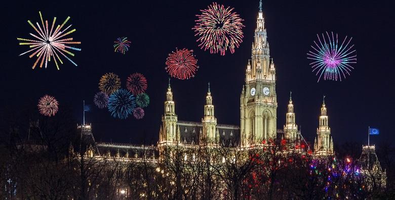Nova godina Beč, Bratislava - 3 dana s prijevozom