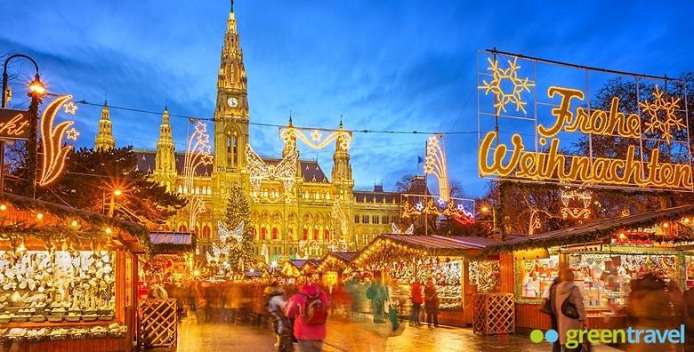 Advent u Beču - izlet s prijevozom