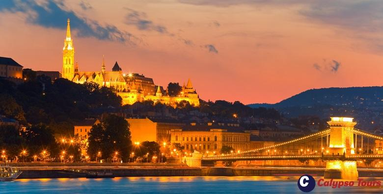 Advent u Budimpešti**** - 3 dana s doručkom i prijevozom