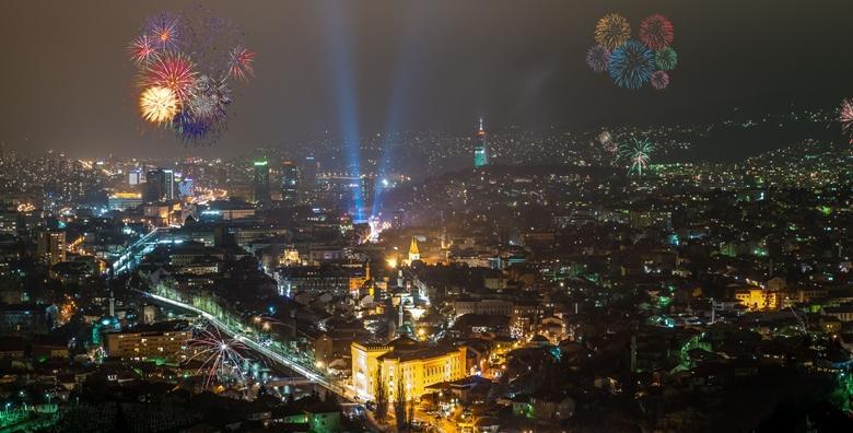 Nova godina u Sarajevu - 3 dana s prijevozom