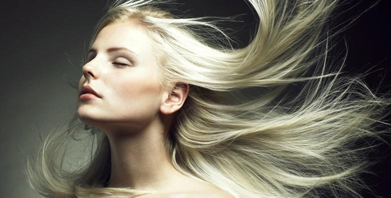 Pramenovi ili bojanje, šišanje i fen frizura