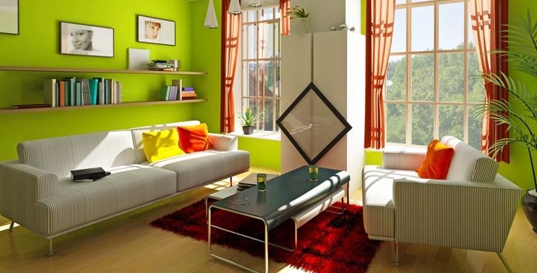 Kemijsko čišćenje trosjeda, dvosjeda i fotelje