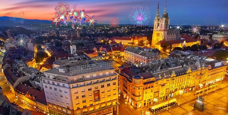 Nova godina u Zagrebu*** - 3 ili 4 dana s doručkom za dvoje