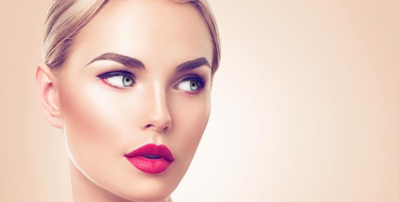 Fotopomlađivanje lica uz masku, serum i kremu