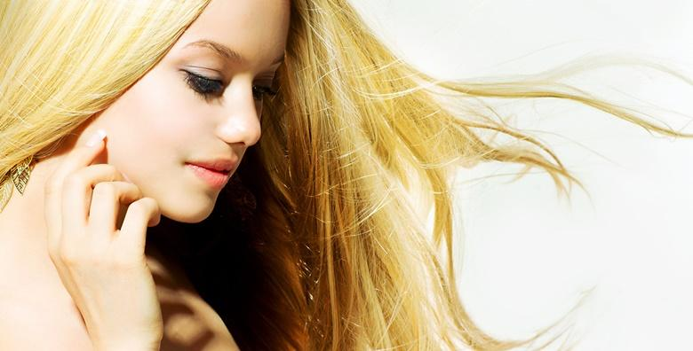 3 fen frizure za dugu kosu u beauty centru La Marena