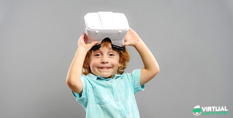 Proslava rođendana - najam virtualnog gaming studija