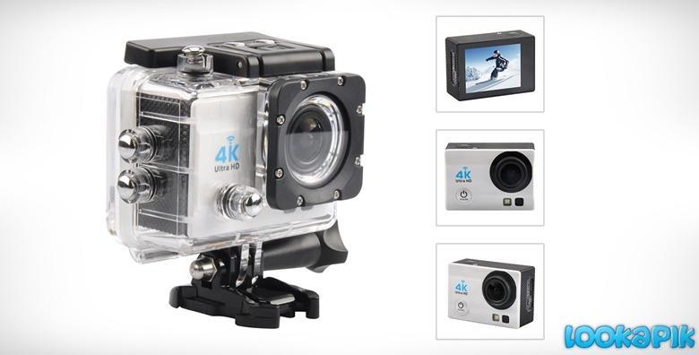 Akcijska kamera 4 K Ultra HD
