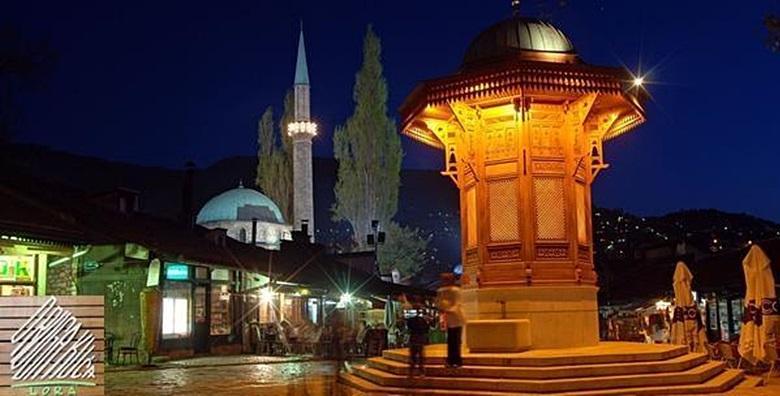 Sarajevo - 3 dana za dvoje u privatnom smještaju