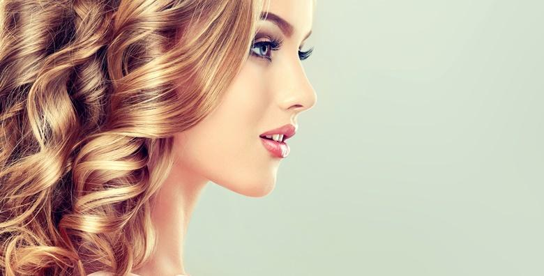 Jedna ili tri fen frizure u frizerskom salonu Plavo