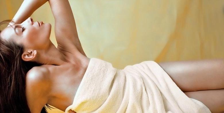 Parna sauna i klasična masaža
