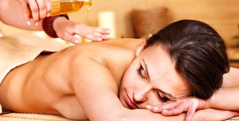 75 minuta masaže cijelog tijela i lica